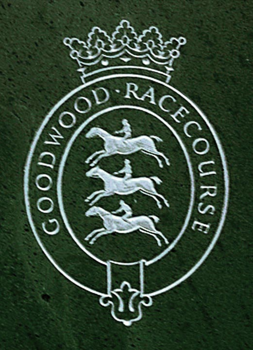 Detail of carving for Goodwood Racecourse.